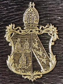 Stanley, Edward, Bishop of Norwich (1779 - 1849) (Stamp 1)