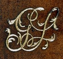 Steevens, George (1736 - 1800) (Stamp 1)