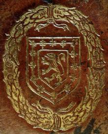 Stewart, James, Earl of Moray (1531 - 1570) (Stamp 2)