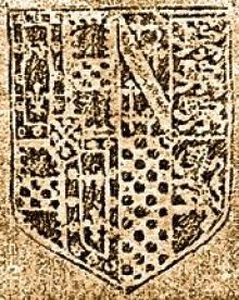 Stewart, Ludovic, 2nd Duke of Lennox and Richmond  (1574 - 1624) (Stamp 2)