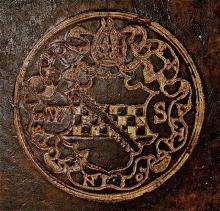 Stewart, William, Bishop of Aberdeen (1479 - 1545) (Stamp 1)