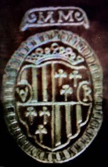 Stewart, John, 4th Earl of Atholl (1528-1579)  (Stamp 1)