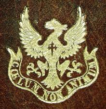 Strachey, Richard (1781 - 1847) (Stamp 1)