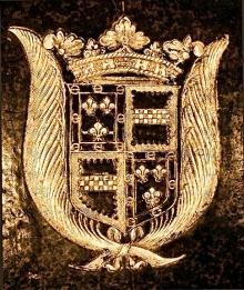 Stuart, Charles, 3rd Duke of Richmond and Lennox  (1639 - 1672) (Stamp 1)