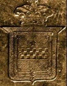 Stuart, Charles, Baron Stuart de Rothesay  (1779 - 1845) (Stamp 1)