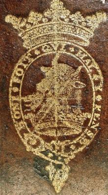 Stuart, James, 4th Duke of Lennox and 1st Duke of Richmond  (1612 - 1655) (Stamp 1)