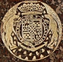Stuart, James, 4th Duke of Lennox and 1st Duke of Richmond  (1612 - 1655) (Stamp 2)
