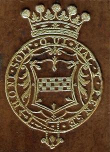 Stuart, John, 3rd Earl of Bute  (1713 - 1792) (Stamp 3)