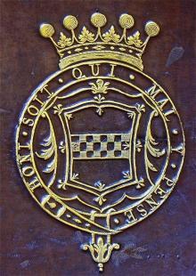 Stuart, John, 3rd Earl of Bute  (1713 - 1792) (Stamp 4)