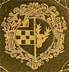 Stuart, Simeon, Sir, 2nd Baronet, of Hartley Mauduit (Stamp 1)