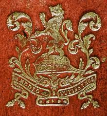 Sydenham, Philip, Sir, 3rd Baronet, of Brimpton (Stamp 1)