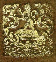 Sydenham, Philip, Sir, 3rd Baronet, of Brimpton (Stamp 2)