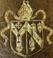 Tenison, Thomas, Archbishop of Canterbury (1636 - 1715) (Stamp 1)