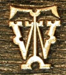 Tennant, William (1805 - 1848) (Stamp 4)