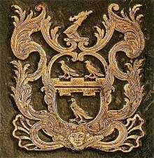 Thompson, Paul Beilby, 1st Baron Wenlock  (1784 - 1852) (Stamp 1)