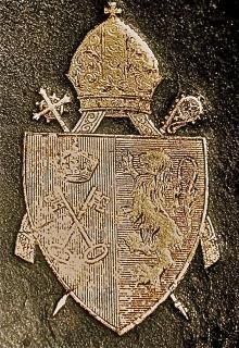 Thomson, William, Archbishop of York (1819 - 1890) (Stamp 1)