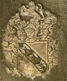 Thorp, Thomas (17th cent.)   (Stamp 1)