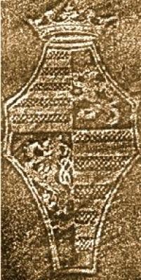 Thynne, John Alexander, 4th Marquess of Bath (1831 - 1896) (Stamp 1)