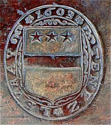 Towneley, Richard (1566 - 1628) (Stamp 1)