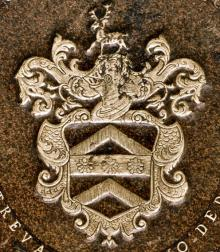 Trevanion, Nicholas (1736) (Stamp 1)
