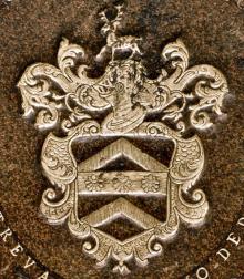 Trevanion, Nicholas (1735-1772)  (Stamp 1)