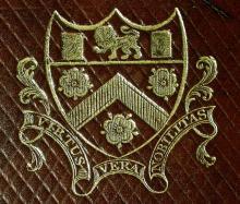 Trinity College Cambridge (Stamp 1)