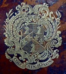 Trinity College Oxford (Stamp 2)