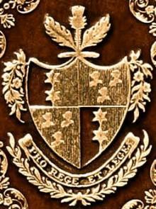 Tunno, Edward Rose (Stamp 1)
