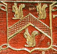 Twemlow, John (Stamp 1)