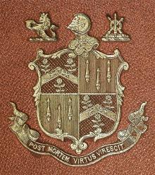 Tysson-Amhurst, William George Tyssen [Daniel ] (1801 - 1855) (Stamp 1)