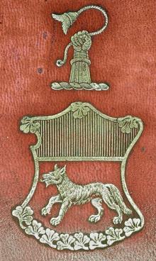 Uniacke, Richard Gordon Fitzgerald (1867 - 1935) (Stamp 1)