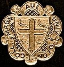 University College Oxford (Stamp 1)