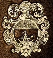 Utterson, Edward Vernon (1776 - 1856) (Stamp 1)
