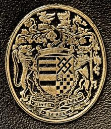 Vernon, George John Venables, 5th Baron Vernon  (1803 - 1866) (Stamp 1)