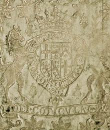 Villiers, George, Duke of Buckingham  (1592 - 1628) (Stamp 1)