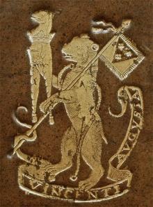 Vincent, Augustine (Stamp 2)