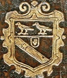 Viner, Robert, Sir, Baronet (1631 - 1688) (Stamp 1)