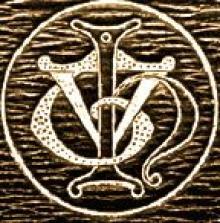 Virtue-Tebbs, Henry (1833 - 1899) (Stamp 1)