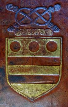 Wake, Isaac, Sir (1581 - 1632) (Stamp 1)