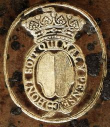 Waldegrave, James, 1st Earl Waldegrave (1685 - 1741) (Stamp 2)