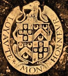 Walker, Edward, Sir (1612) (Stamp 1)