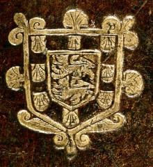 Ware, James, Sir (1594 - 1666) (Stamp 1)