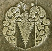Waterhouse, Edward (1619 - 1670) (Stamp 1)