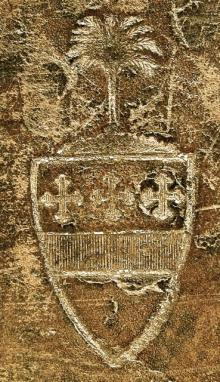 Watson, Jabez (1823) (Stamp 1)