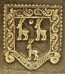Watts, Gilbert (Stamp 1)