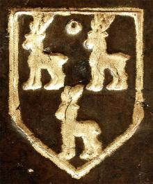 Watts, Gilbert (Stamp 3)