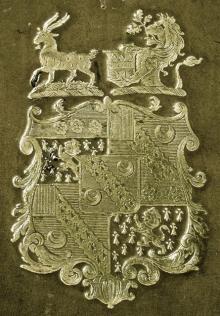 Watts-Russell, Jesse (1786 - 1875) (Stamp 1)