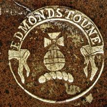 Wauchope, John (1633 - 1709) (Stamp 1)