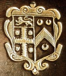 Wendy, Thomas, Sir (1613 - 1673) (Stamp 1)