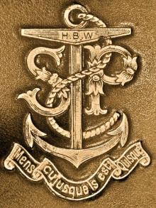 Wheatley, Henry Benjamin (Stamp 1)